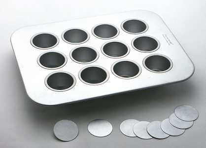Mini-Cheesecake pan