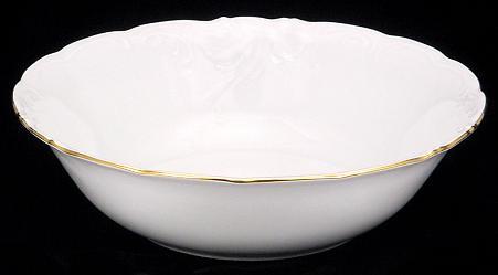 Elegance Fine China Serving Bowl