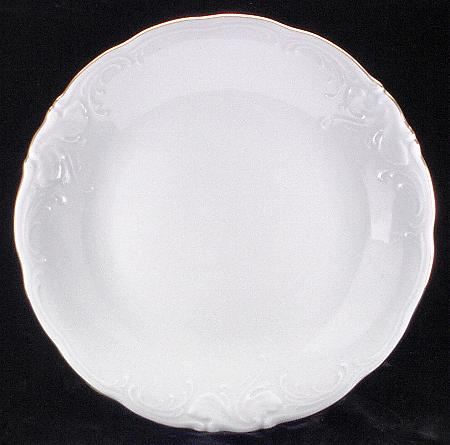 Elegance Fine China Large Round Platter