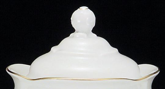 Elegance Fine China Medium Teapot Lid