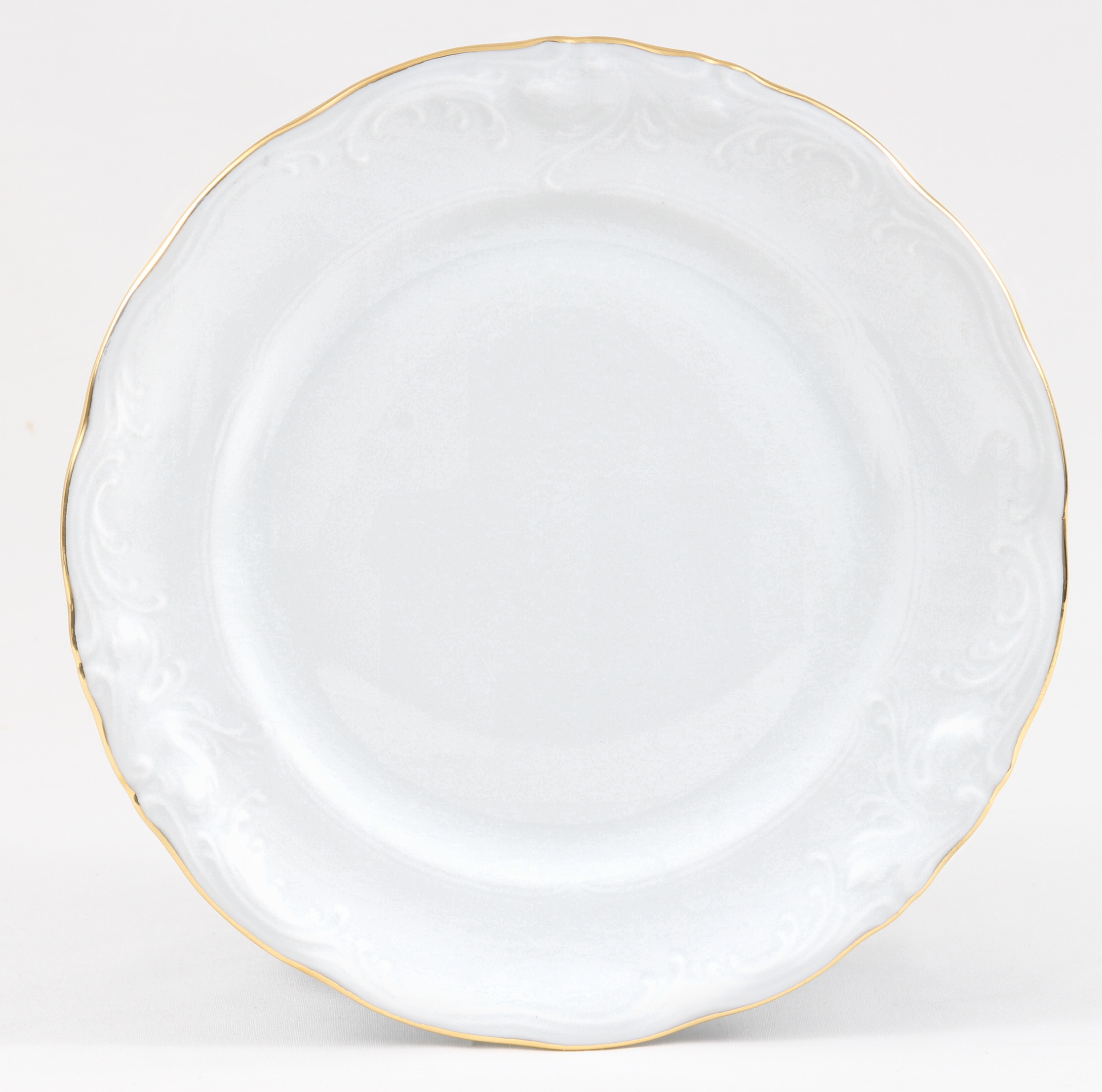 Elegance Fine China Children's Dessert Plate