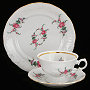 Rose Garden Fine China Starter Setting (Bonus $10 Gift Certificate!)