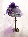 Lavender Lane Girl's Tea Hat