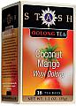 Stash Coconut Mango Wuyi Oolong - Box of 18 Tea Bags