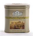 Ahmad Tea Windsor Darjeeling Loose Tea Castle Caddy - 100 g