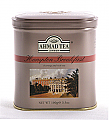 Ahmad Tea Hampton Breakfast Loose Tea Castle Caddy - 100 g