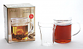 Primula Glass Tea Mug with Infuser