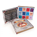 Ashbys The Twelve Teas of Christmas Gift Book