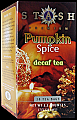 Stash Decaf Pumpkin Spice Tea - Box of 18 Tea Bags