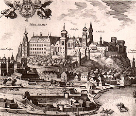 Wawel Castle, 16th century