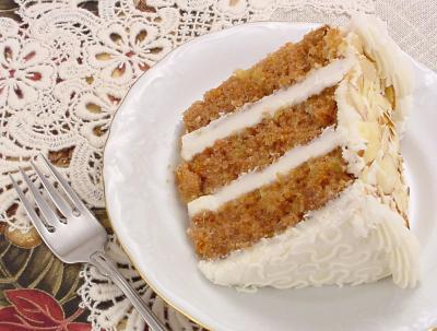Golden Carrot Cake