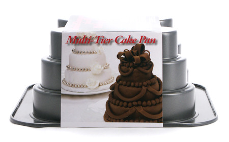 Multi-Tiered Cake Pan