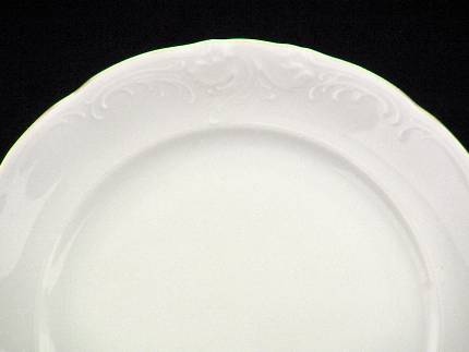 Elegance Fine China 48-piece Dinnerware Set - detail