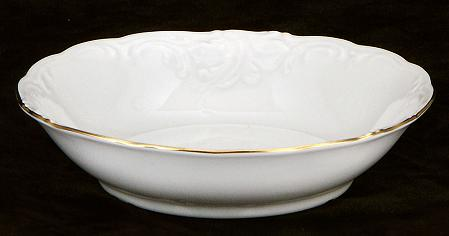 Elegance Fine China Sauce Dish - detail