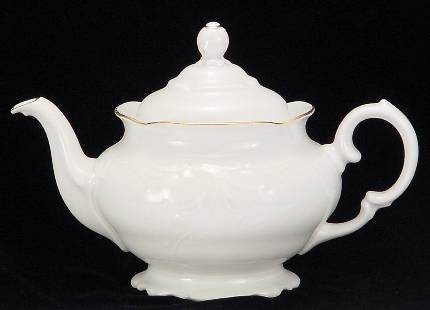 Elegance Fine China Teapot - Small