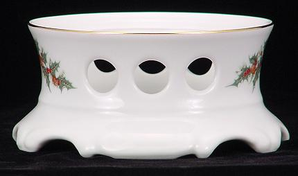 Christmas Berry Fine China Teapot Warmer