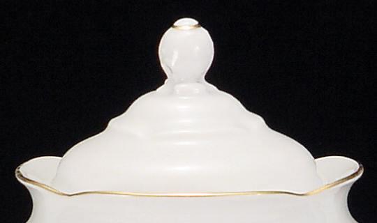 Elegance Fine China Small Teapot Lid