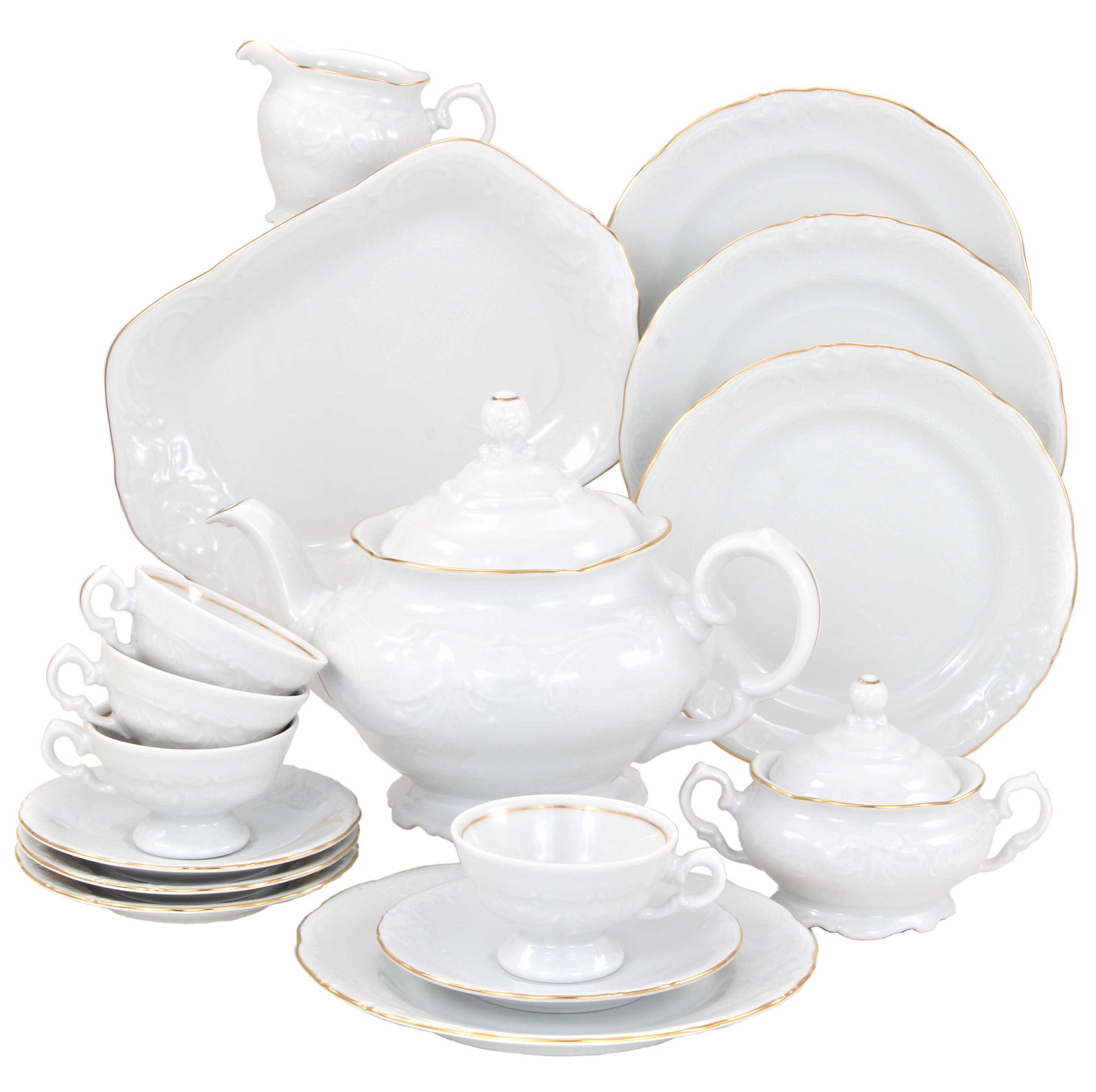 Elegance Fine China Tea Set for Children